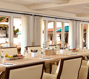 Kona Kai Resort meeting venue Coronado Room