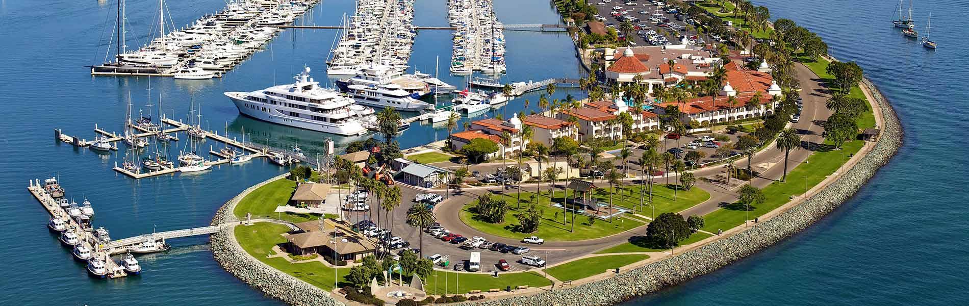 Kona Kai Marina San Diego
