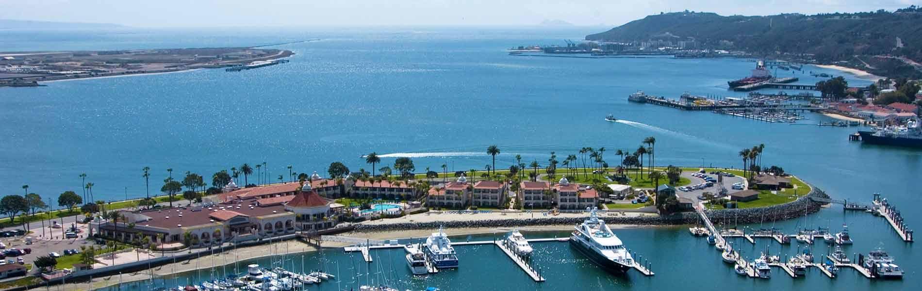 Kona Kai Marina San Diego Shelter Island